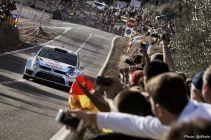 Sébastien Ogier domina la primera jornada del Rally RACC