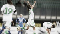 VfL Wolfsburg 3-0 ACF Brescia: The Germans prove their superiority