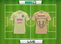 America vs Pumas en vivo online