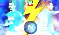 Napoli, dualismo tra mancini: Milik vs Gabbiadini