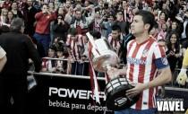 """Gabi: """"Para los 100.000 socios que somos ser del Atlético es una manera de vivir"""""""