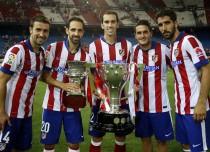 Seis temporadas sumando títulos: la mejor racha de la historia del Atlético