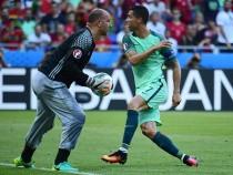 Portugal se resiste ante Hungría en un partido de época