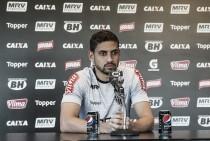 Zagueiro Gabriel vive expectativa de conquistar primeiro título pelo Atlético-MG