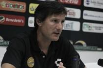 """Gabriel Caballero: """"El equipo se sobrepuso y sacamos el partido"""""""