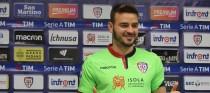 """Cagliari, ecco Gabriel: """"Mi sento già a casa"""". Si ferma Padoin"""