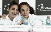 """María José Gaidano: """"Respetamos a España, tiene un gran equipo"""""""