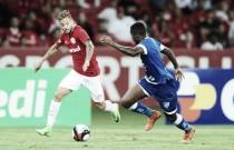 Resultado Cruzeiro-RS x Inter no Campeonato Gaúcho 2017 (0-2)