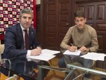 Enric Saborit renueva con el Athletic