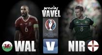 Previa Gales - Irlanda del Norte: marecida clasificación para los octavos de final