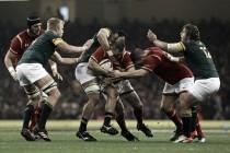 El XV del dragón sentencia a los Springboks