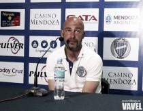 Godoy Cruz necesita ganar en la despedida de Sebastián Méndez