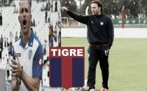 Tigre en busca de un nuevo técnico