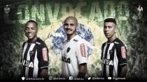 Robinho, Fábio Santos e Marcos Rocha: trio do Atlético-MG é convocado para servir à Seleção