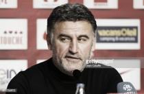"""Christophe Galtier: """"Este partido es importante y decisivo"""""""