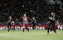 """Destaque na vitória do Atlético de Madrid, Gameiro lamenta substituição: """"Fiquei decepcionado"""""""
