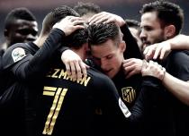 Sporting de Gijón - Atlético de Madrid: puntuaciones Atleti, jornada 23 de la Liga Santander