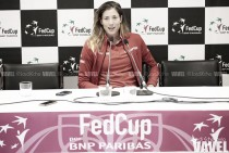 """Garbiñe Muguruza: """"Es difícil organizar la mente después de ganar Roland Garros"""""""