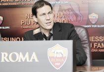"""Roma, Garcia: """"Dobbiamo assolutamente vincere contro l'Atalanta"""""""