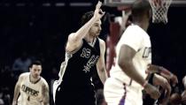 NBA - Denver sul velluto contro i Nets, Spurs corsari a Los Angeles contro i Clippers