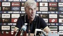"""Gasperini: """"Mi manca vincere un derby, vogliamo chiudere davanti alla Sampdoria"""""""