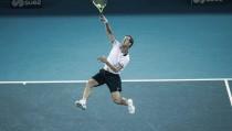 Cara y cruz para el tenis francés en Shenzhen