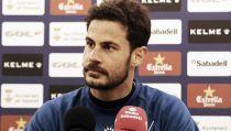 """Manuel Gato: """"El equipo es más intenso, sólido y agresivo"""""""