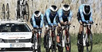Giro de Italia 2016: Gazprom-Rusvelo, 'Yes We Can'