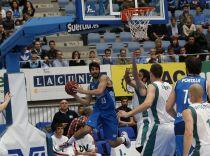 El Baloncesto Sevilla se salva; el Gipuzkoa Basket sufrirá