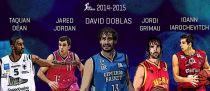El Gipuzkoa Basket anuncia cinco fichajes