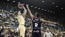 Baskonia reacciona tarde ante un Gran Canaria que empata la serie