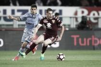 Em partida equilibrada, Torino empata com Sampdoria e estaciona no meio da tabela