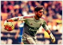 """Donnarumma to """"become a legend"""" with AC Milan"""