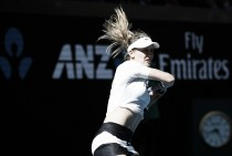 Bouchard, Svitolina y Kuznetsova vencen al calor australiano