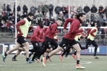 Genoa, doppie sedute di allenamento oggi e domani per avvicinarsi alla Roma