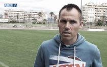 Gerardo visitó al Málaga CF