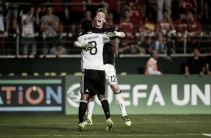 Germany under-19 (5) 3-3 (4) Netherlands under-19: Play-off penalty drama sends hosts to South Korea