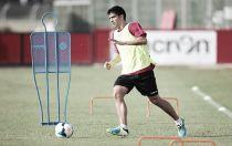 """Gerard Moreno:  """"La competencia es buena para el equipo"""""""