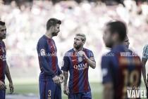 Piqué y Puyol apelan a la confianza