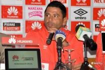 """Gerardo Bedoya: """"Pretendí que el equipo fuera intenso, cortara el juego constantemente y que tuviera mucha posesión"""""""