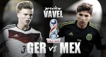 2015 FIFA U-17 World Cup - Germany vs Mexico Preview: Group C's titans tussle for top spot