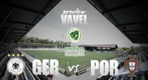 2016 UEFA European under-19 Championship - Germany vs Portugal Preview: Both sides in search of first win
