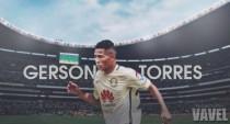 """Gerson Torres: """"Voy a jugar en la sub-20"""""""