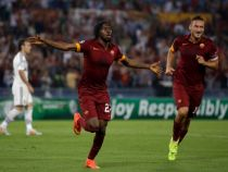 AS Roma 5-1 CSKA Moscow: Romans return to Champions League in style