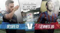Getafe vs Levante 2015 en vivo y en directo online en la Liga BBVA