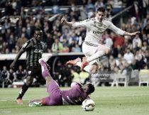 Real Madrid - Málaga: puntuaciones Málaga, jornada 32 Liga BBVA