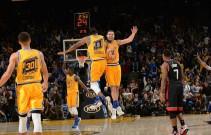 Previa Raptors - Warriors: el despertar de la fuerza