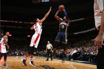 Paul George Scores 40 As Indiana Pacers Shoot Lights Out In Washington D.C.