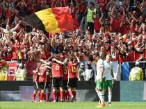 La Belgique se rassure face à l'Irlande