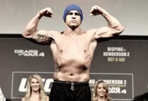 Vítor Belfort enfrentará Kelvin Gastelum na luta principal do UFC Fortaleza, em março